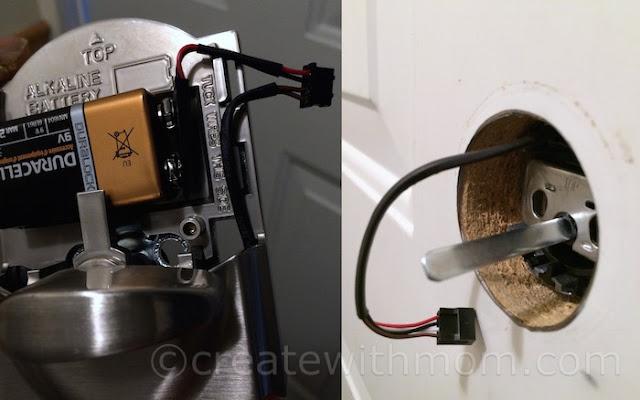 Schlage keyless deadbolt installation