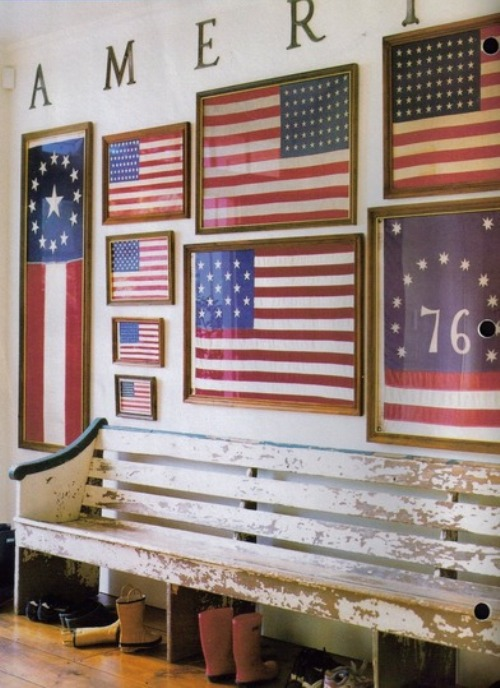 51 Americana Home Decor Home Decor Americana Trend Home