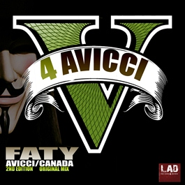 faty presents his brand new ep 4 avicci including avicci 2nd edition