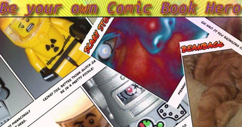 Crea tiras cómicas con Comic Strip it - www.dominioblogger.com
