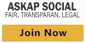 Disclaimer Askap Social