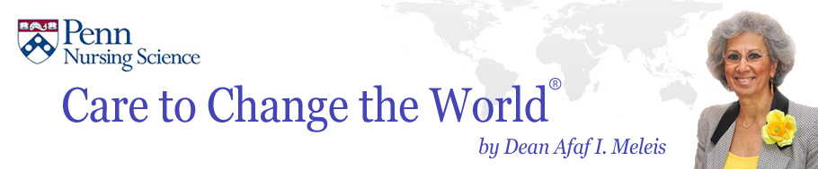 Penn Nursing Science - Care to Change the World