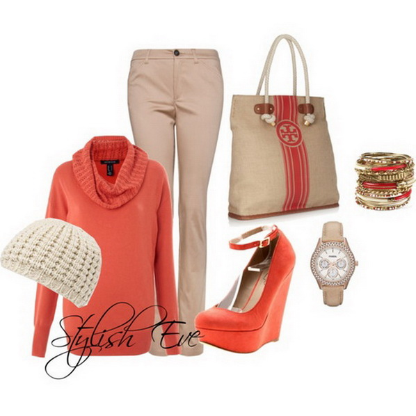 Stylish Eve Winter Outfits 2013