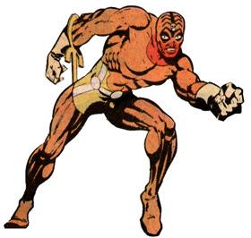 Dibujo de Scorpio-Marvel