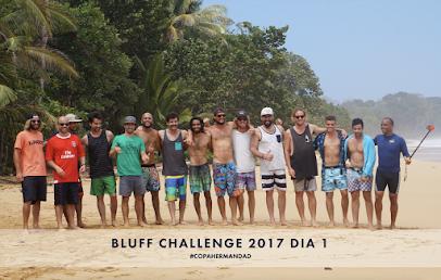DÍA 1 #BLUFFCHALLENGE2017