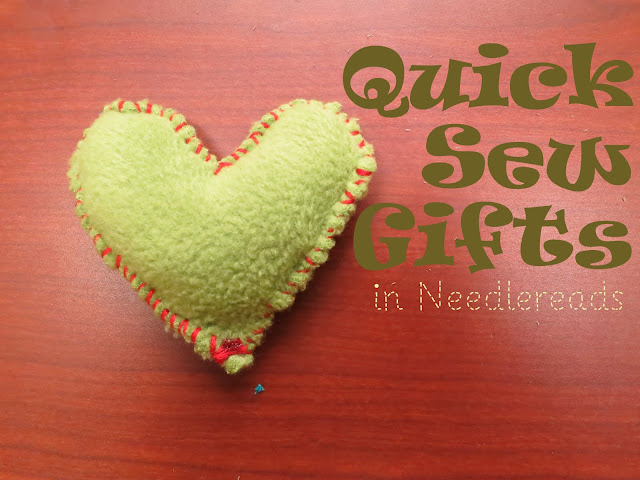 http://librarymakers.blogspot.com/2012/12/needlereads-quick-sew-gifts.html