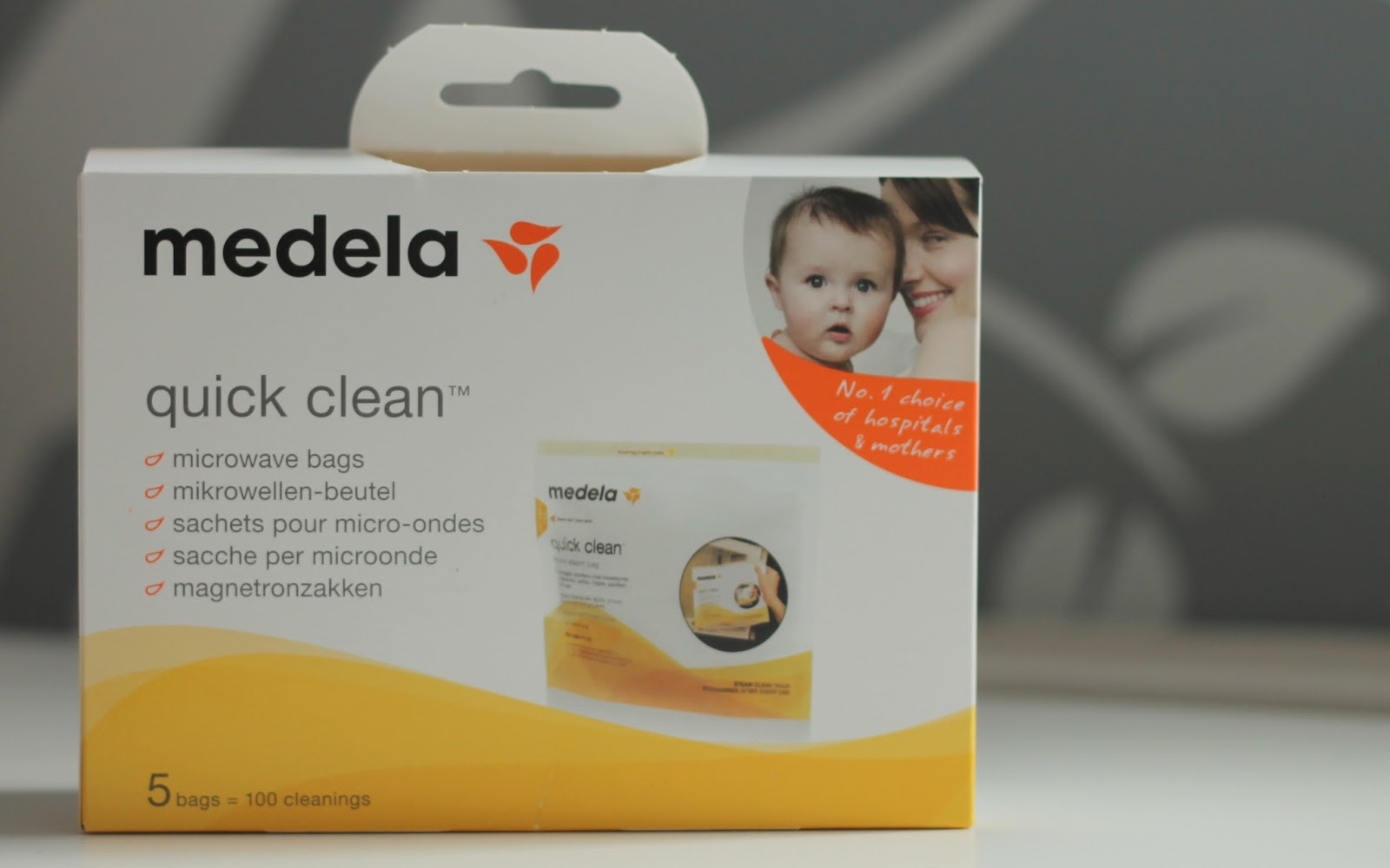medela quick clean bags instructions