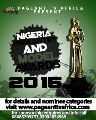 NIGERIA MODEL AND PAGEANTRY AWARDS