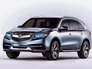 2015 Honda Pilot Concept & Redesign