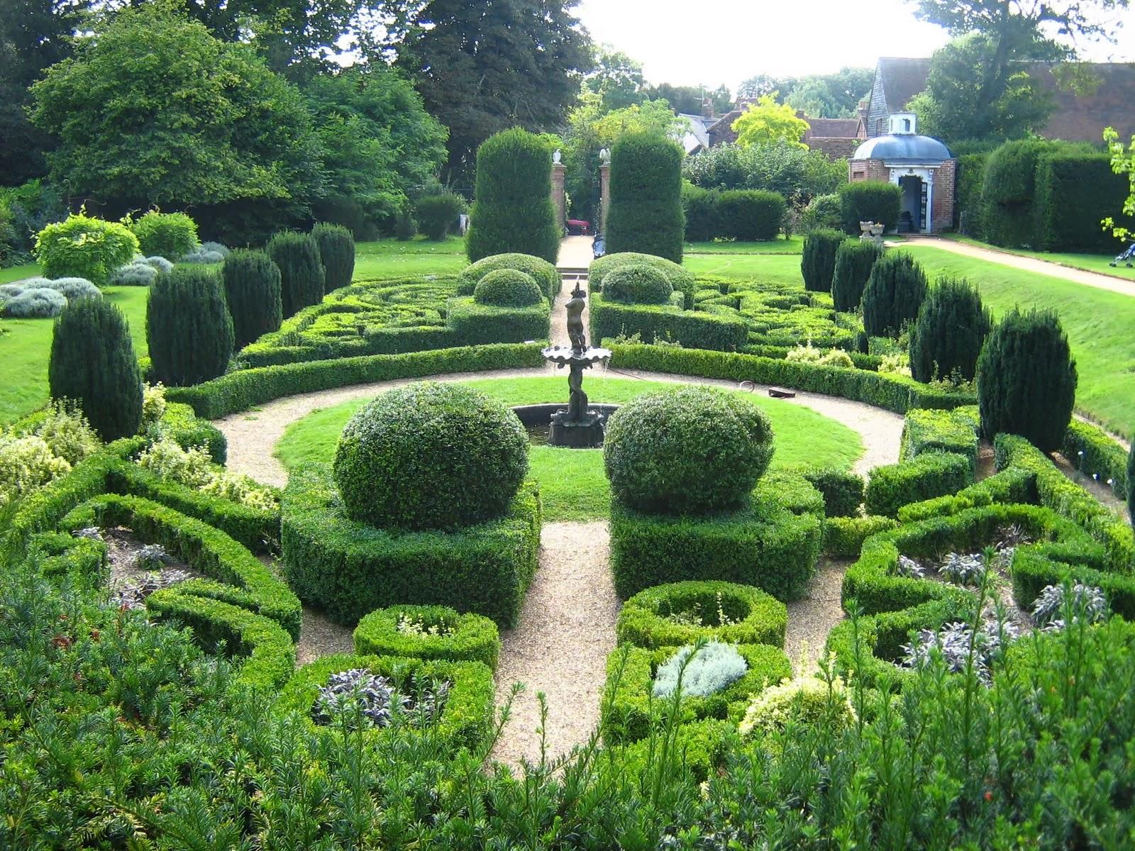 Arte Y Jardiner A Principios De Dise O De Jardines 2 Parte