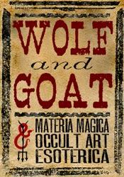 Wolf & Goat