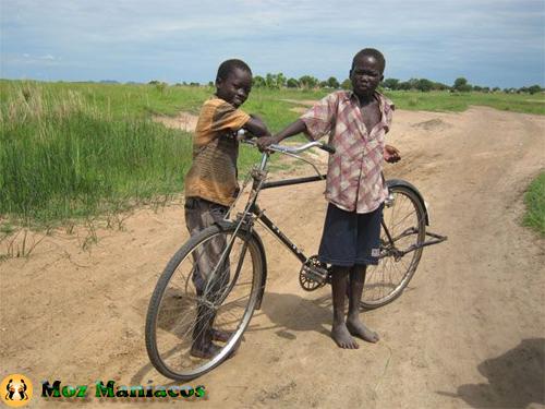 Bicicleta dos Amigos