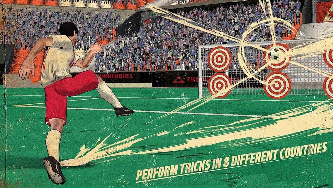 ... probad también Flick Kick Football, Flick Shoot Pro y Flick Soccer