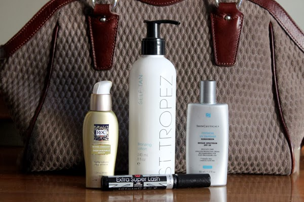 Beauty favorites: SkinCeuticals, St. Tropez, Rimmel & RoC