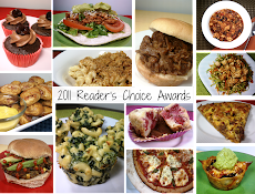 2011 Reader's Choice Recipe Winners