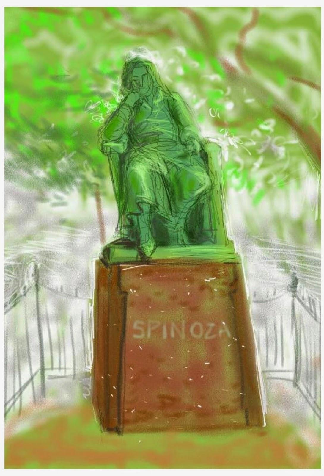 Citaten Spinoza Hitam : Carel peeters over quot spinoza s achtbaan nodigt