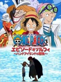Ver online descargar One Piece: Episode of Luffy - Hand Island no Bouken Sub Español