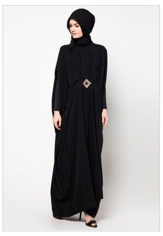 Contoh Foto Baju Muslim Modern Terbaru 2016 Trend Fashion