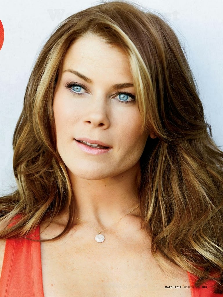 Alison Sweeney HQ Pictures Health US Magazine Photoshoot March 2014