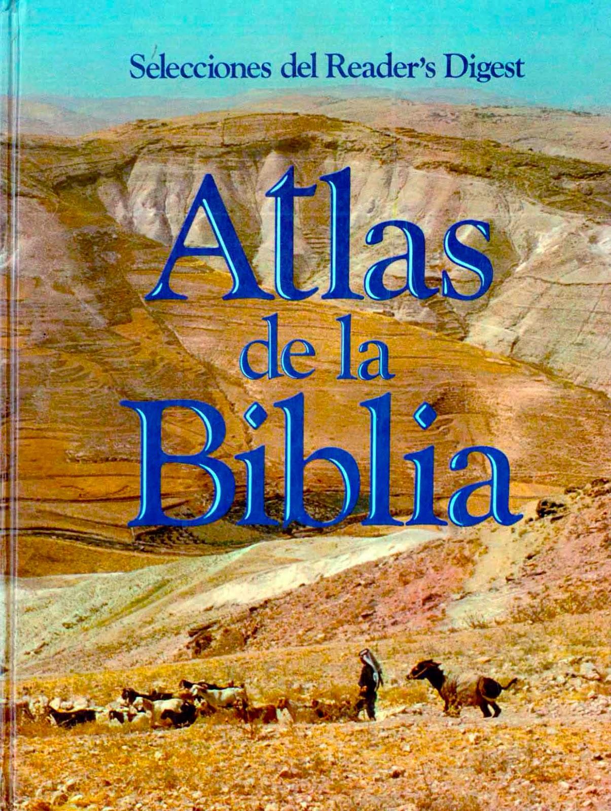 Selecciones Del Reader's Digest-Atlas De La Biblia-