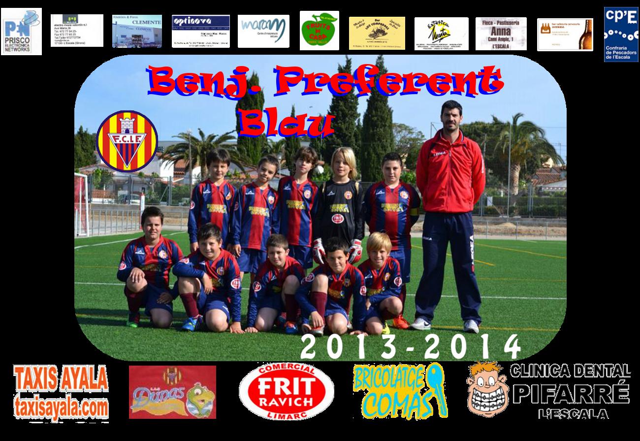 FC L'Escala: FC L'Escala 2004 Blau