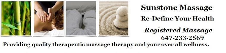 Sunstone Registerd Massage Therapy Woodbridge Wellness And Health