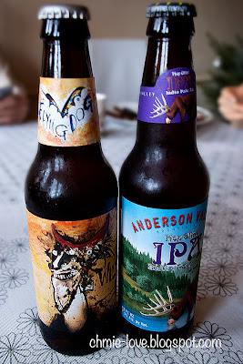 Flying Dog, Wildeman, Anderson Valley, Hop Ottin' IPA