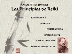 Principios de Reiki