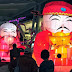Foto Semarak Festival Lampion di Taipei, China