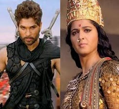 Rudramadevi Movie Latest Stills