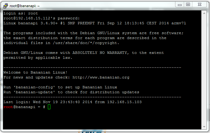 how to find your ip adress on pi