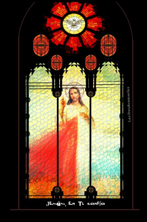 vitral jesus