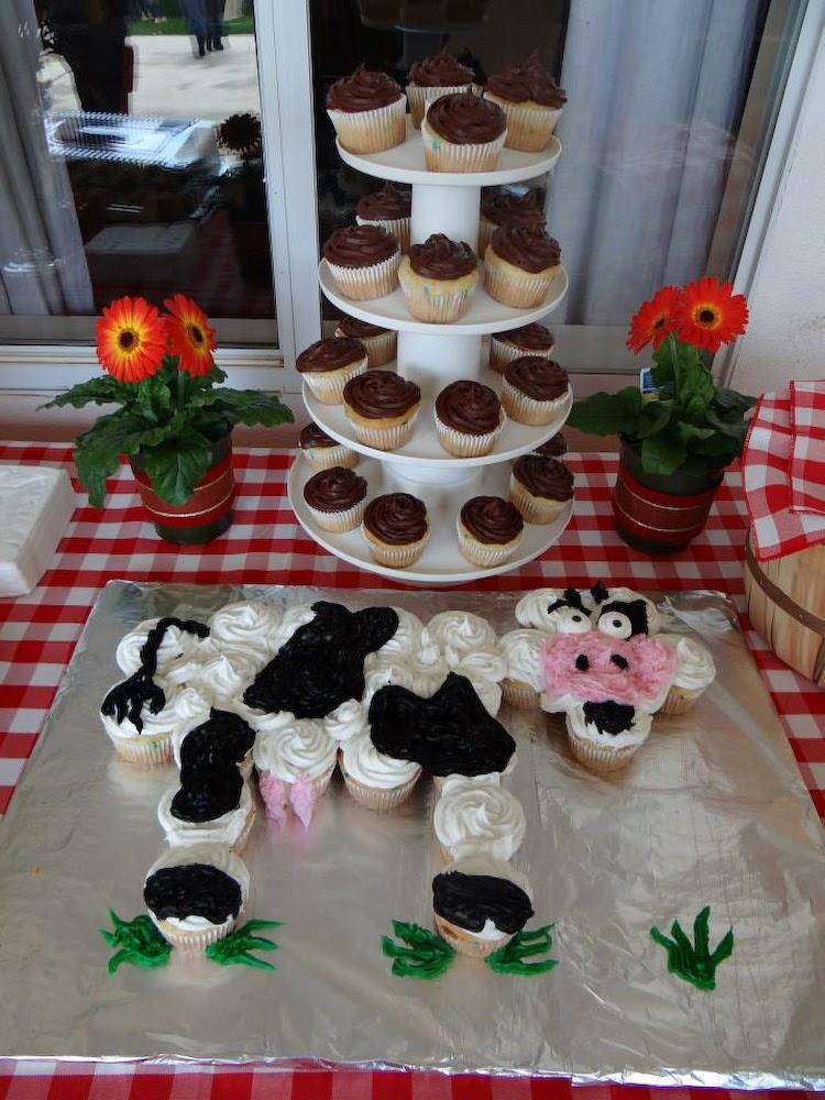 The Bubbly Hostess Yee Haw A Farm Themed Birthday Party