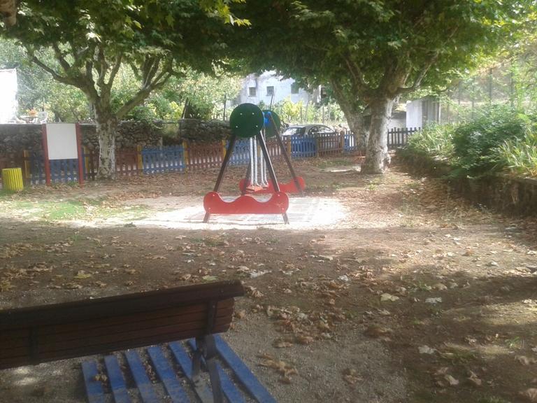 Parque Infantil de Sandomil