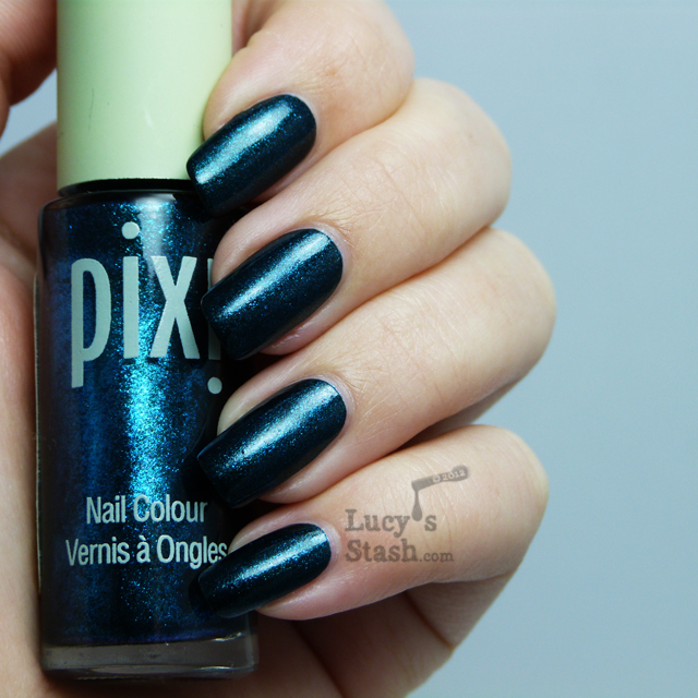 Lucy's Stash - Pixi Evening Emerald