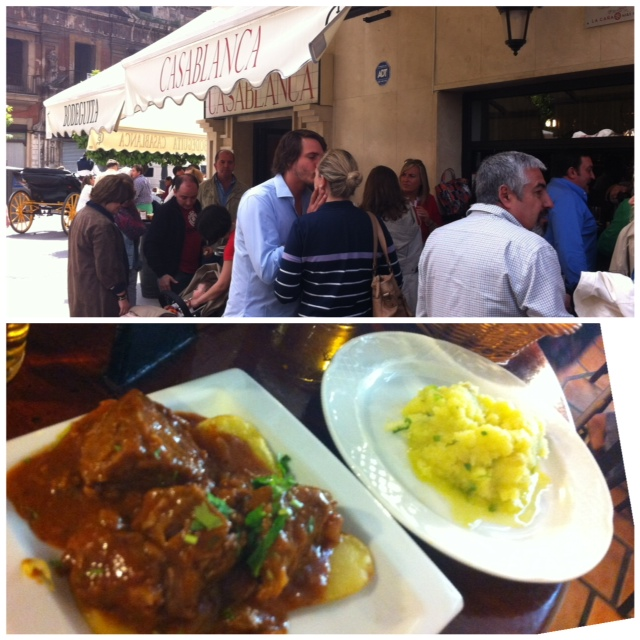 Bodeguita Casablanca, Sevilla