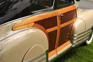 '48 FLEETLINE WOODIE