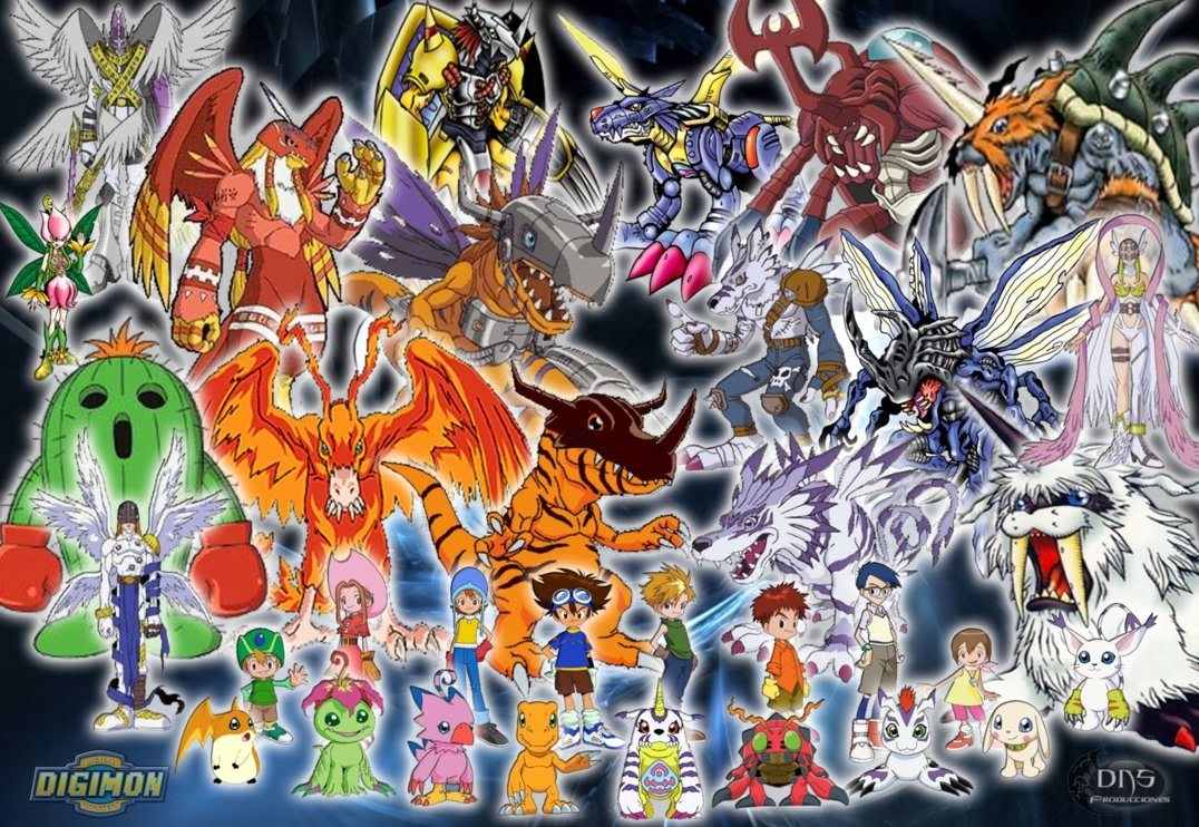 Dare to be stupid!: Digimon Are the Champions! Adventure ...