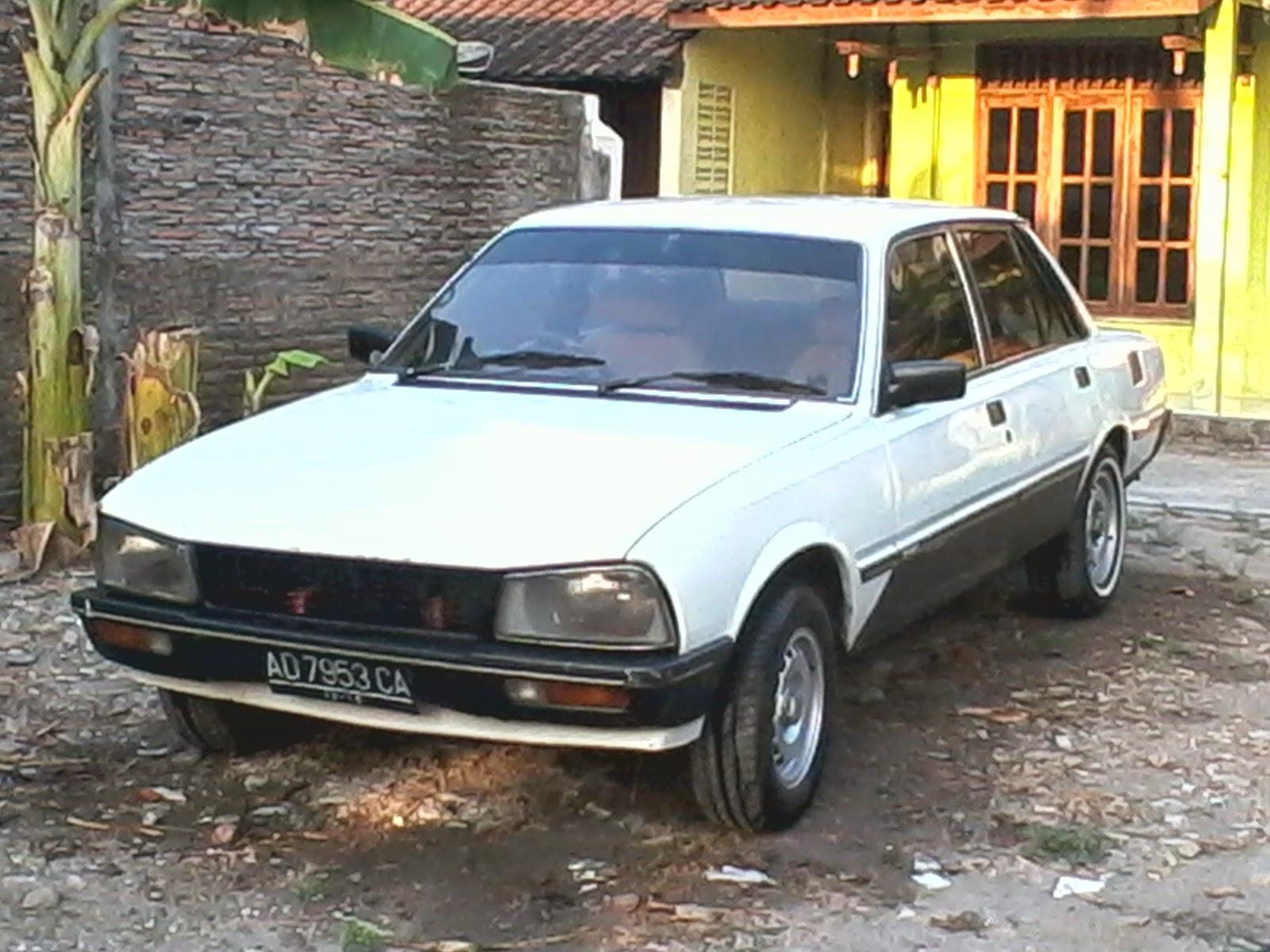 Jual Beli Mobil Bekas Murah Peugeot 505 GR 1982