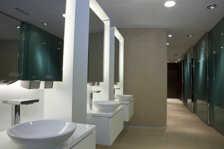 Baños Aseos Modernos:BAÑOS PUBLICOS: 2THELOO – Antioquia Interiorismo Blog