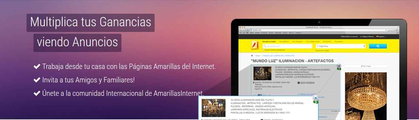 Pago Por Click Amarillas Internet Corporation