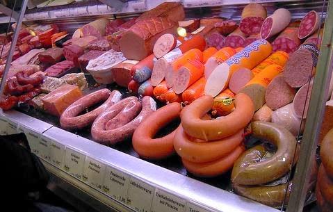 Los 5 alimentos que mas engordan: Top 5 carnes procesadas