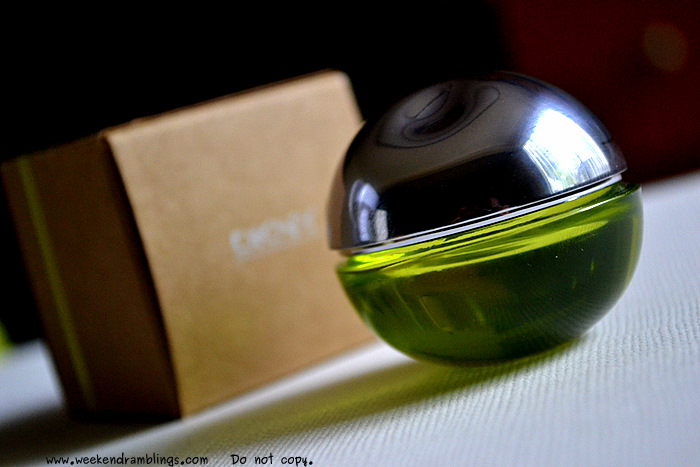 DKNY Be Delicious Eau De Parfum Spray Womens Perfume Designer Fragrances Makeup Beauty Blog Reviews Ingredients