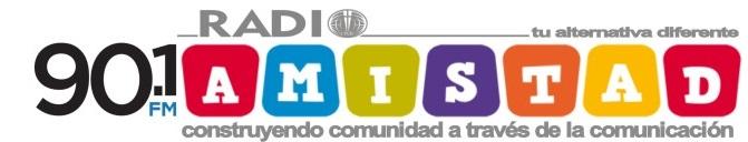 Radio Amistad 90.1 FM  Tu Alternativa Diferente
