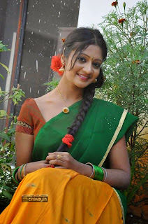 Actress-Sandeepti-Stills-at-Swiss-Raja-Movie-Press-Meet