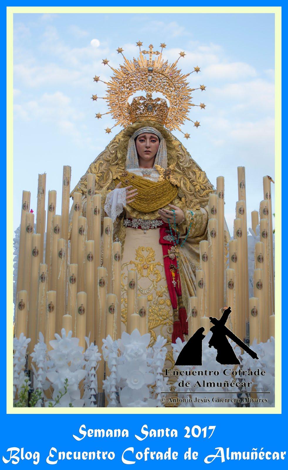 Cartel Anunciador de Semana Santa 2017 de este Blog
