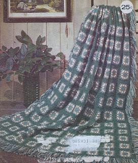 Granny Afghans - Free Granny Afghan Patterns