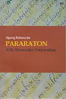 toko buku rahma: buku PARARATON (Alih Aksara dan Terjemahan), pengarang agung kriswanto, penerbit wedatama widya sastra