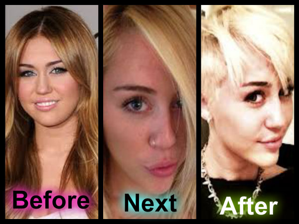 Fashion and Nails: Before and After - 61.0KB