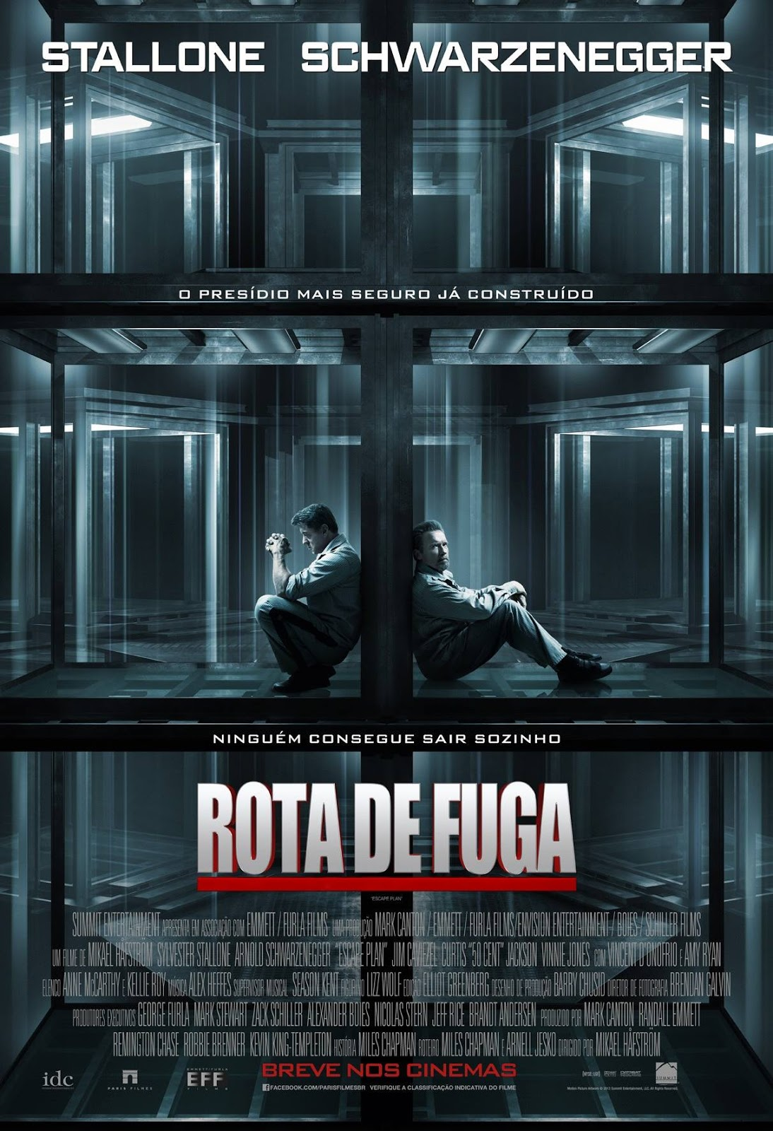 Rota de Fuga BDRip XviD Dual Áudio – Torrent